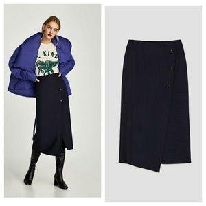 Zara pencil skirt (4886)